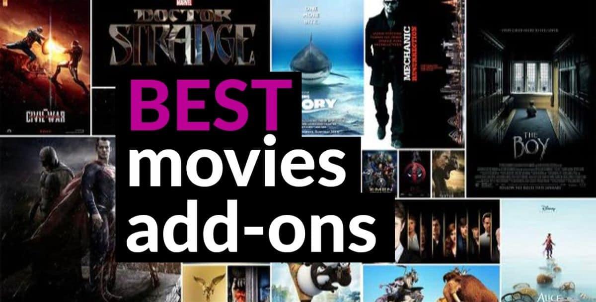 best kodi addon for movies