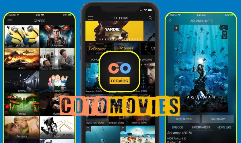 Coto Movies App