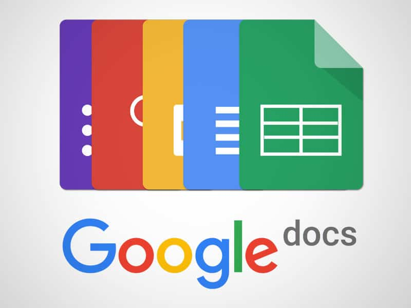 Google Docs on Phone and PC
