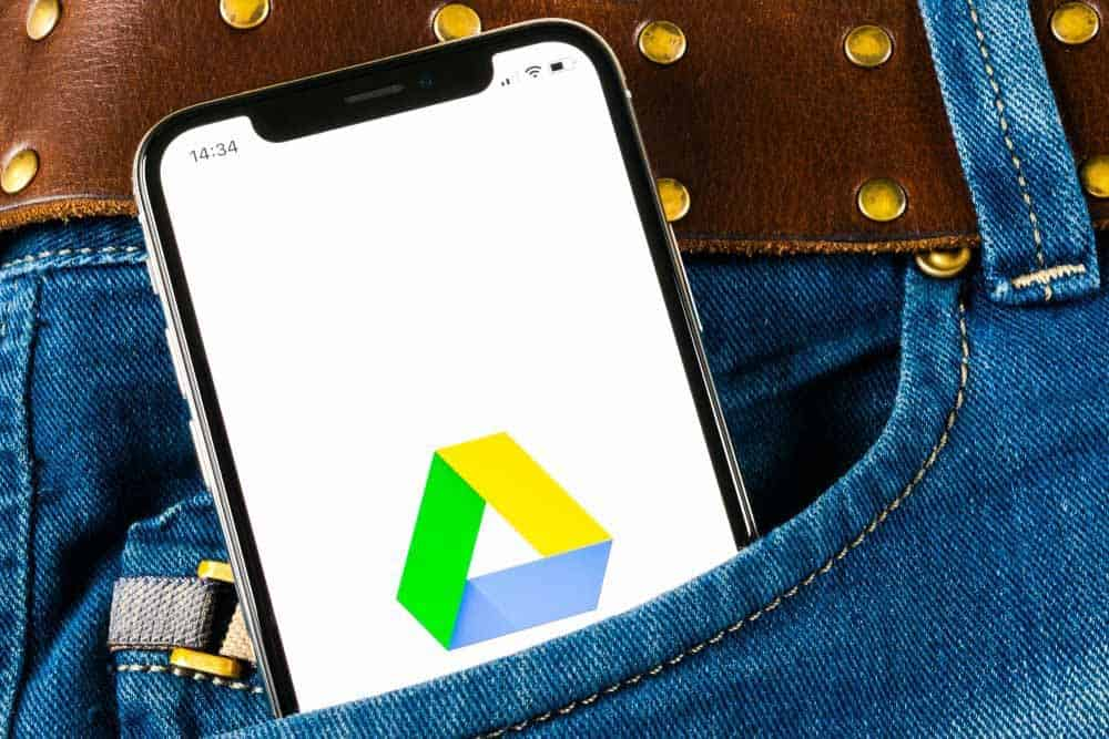 How to share videos on Google Drive
