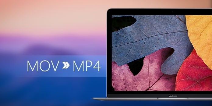 How to convert an MOV file to MP4 on macOS