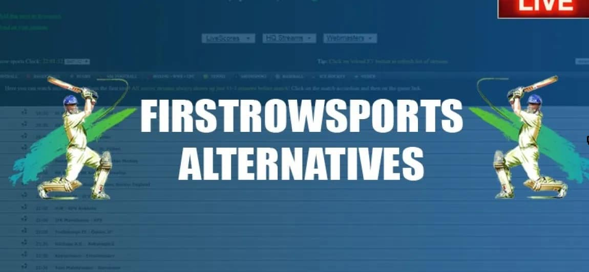 FirstRowSports Alternatives 2020: Top 10 Free Sites Like FirstRowSports