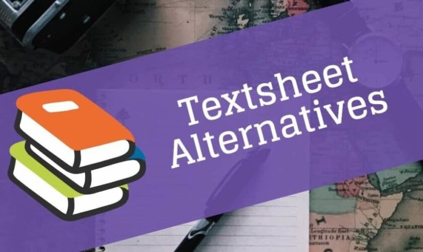 10 Best Sites Like Textsheet For Students (2020 Working)