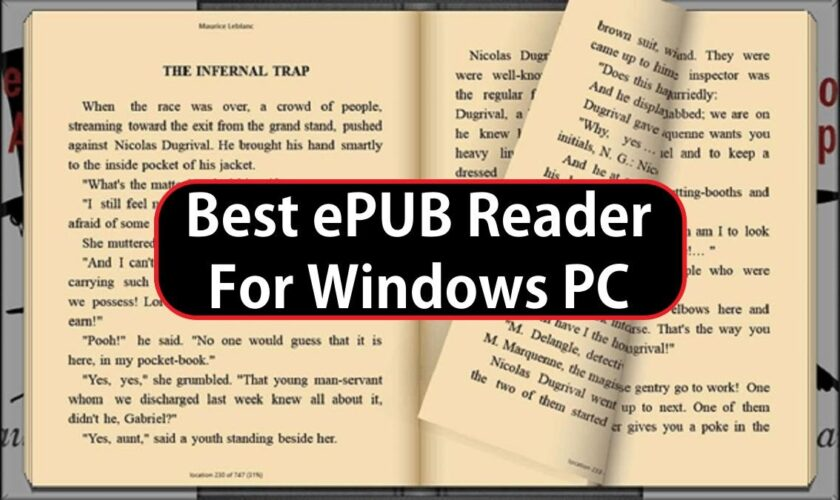 Top 13 Epub Readers for Windows 10, 8, 7 in 2020