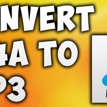 Top 10 Best M4A to MP3 Converter Software to Convert M4A to MP3 Files (2020)