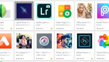 Photo Editor Apps of 2020
