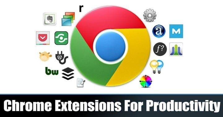 Chrome Extensions for Productivity