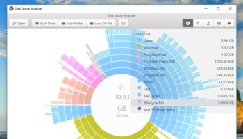 Best Disk Space Analyzer for Windows 10