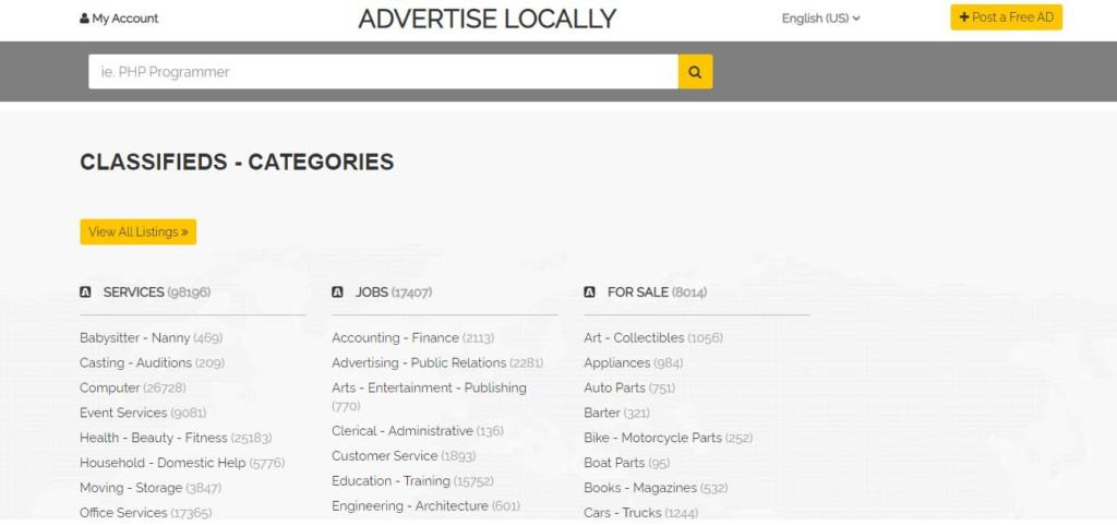 Top 25 Doublelist Alternatives Site in 2021