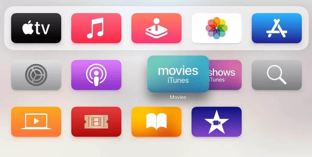Cinemax on Apple TV