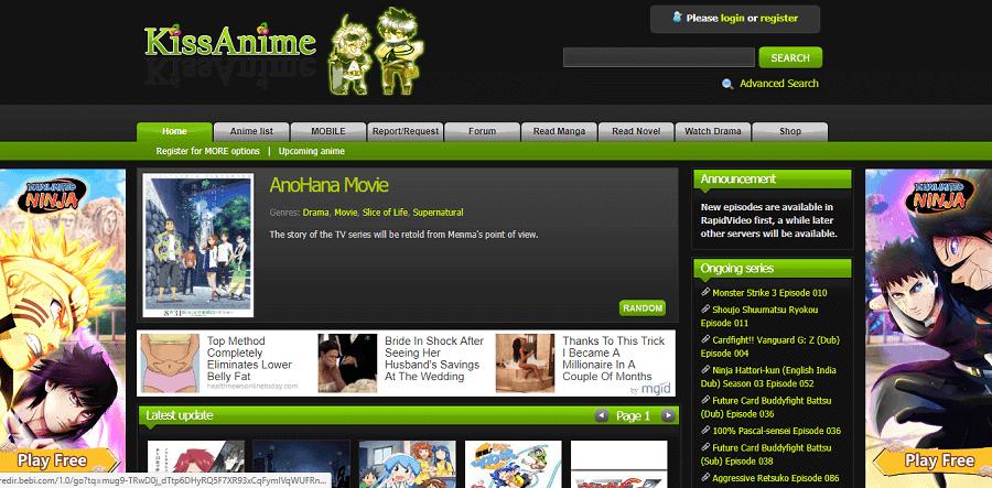 Best 17 Soul Anime Alternatives to Watch Anime Online